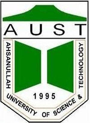 Ahsanullah University of Science and Technology - Image: Logo Aust