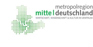 Metropolregion Mitteldeutschland (in Rot)