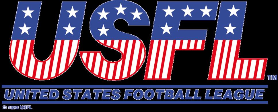 Logo of the United States Football League