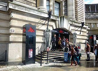 London Dungeon - Image: London The London Dungeon panoramio