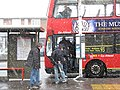 London Buses route 93 at stop.jpg