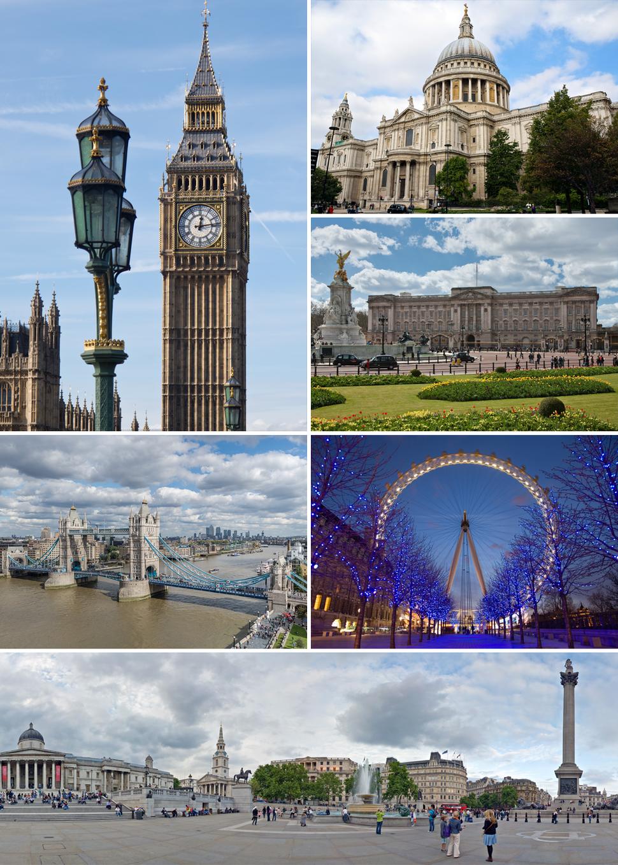 London Montage 2016