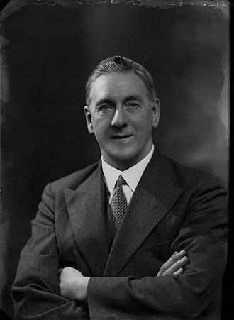 Walter Citrine, 1st Baron Citrine - Citrine, photographed c. 1939