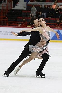 Lorraine McNamara and Quinn Carpenter - 2018 Grand Prix of Helsinki
