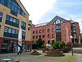 Losheim Rathaus Gebäude Ortszentrum.JPG