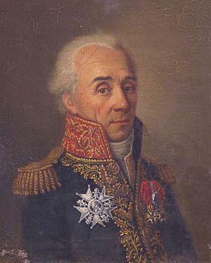 Louis François Jean Chabot - General of Division Louis François Jean Chabot.