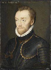 Portrait de Louis Ier de Bourbon, prince de Condé