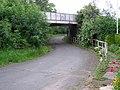 Low Goosepool , Railway Bridge. - geograph.org.uk - 192549.jpg