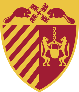 Loyola School (New York City) - Image: Loyola School Shield RGB