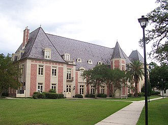 Roger Hadfield Ogden Honors College - The French House, home of the Ogden Honors College