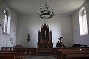 Lubomierz Kościół Świętego Krzyża Wnętrze (1).JPG