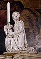 Luca della robbia, angelo reggicandelabro, 1448, 02.jpg