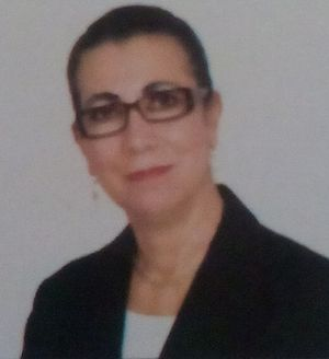 Algerian presidential election, 2009 - Image: Luisa Hanoune en 2014