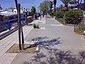 "Lungomare Circe....Il marciapiedi "" bicolore"" - panoramio.jpg"
