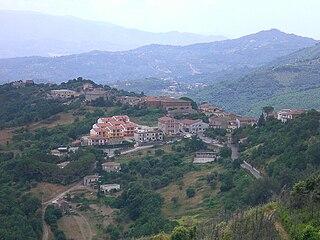 Lustra, Campania Comune in Campania, Italy
