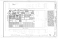 Luther Burbank House, Gardens, 200 Santa Rosa Avenue, Santa Rosa, Sonoma County, CA HABS CAL,49-SANRO,4-B- (sheet 3 of 7).png
