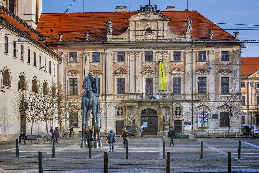 Moravian Gallery in Brno
