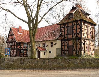 Müden (Aller) - The lutheran church in Müden