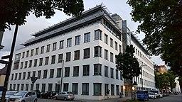 Friedenstraße in München