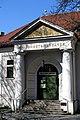 Münchner Marionettentheater Eingang.JPG