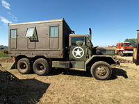 M35 Series 2½ Ton 6x6 Cargo Truck Wikipedia
