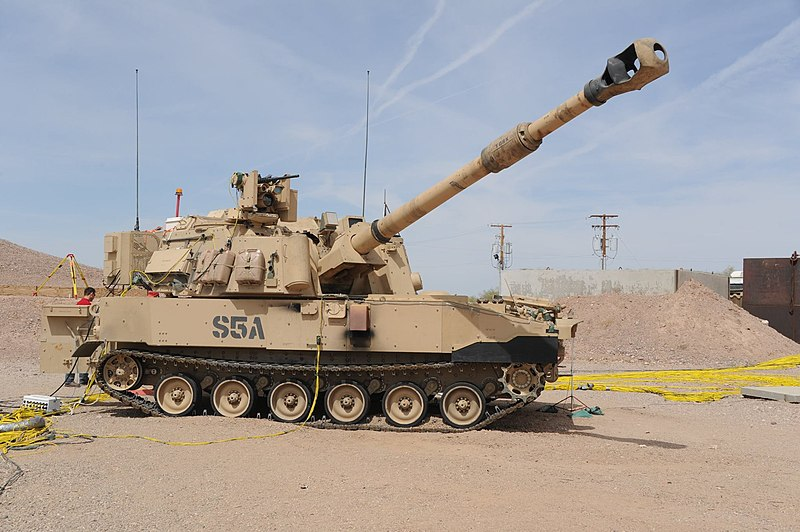 File:M109A7 Self-propelled Howitzer.jpg
