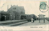 MB - Arrondissement de Compiègne - Estrées-St-Denis - La Gare.JPG