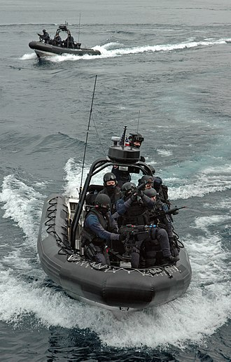 Maritime Safety and Security Team - MSST Over the Horizon Boat