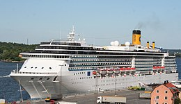 Costa atlantica wikipedia for Costa mediterranea ponti