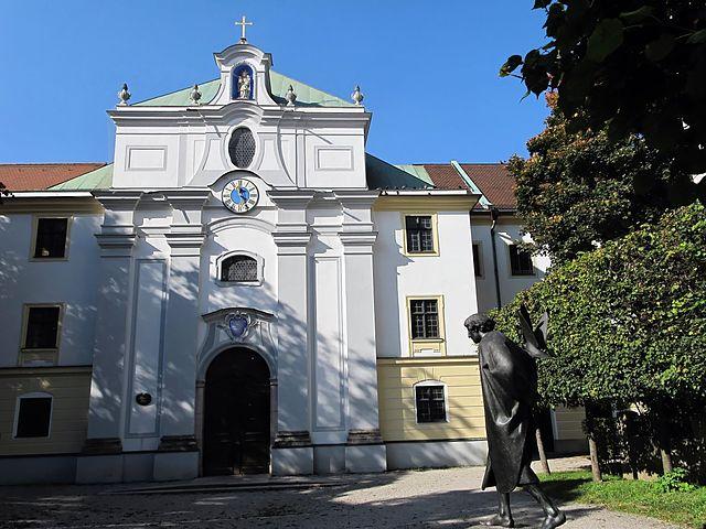 Klosterkirche St. Anna im Lehel