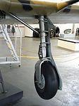 Macchi MC.205, gamba carrello, Museo Nazionale della Scienza e della Tecnologia (Milan).jpg
