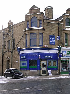 Mace (store) - A Mace store in Bradford, West Yorkshire