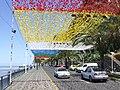Madeira - Calheta Beach with Street Bunting (4732323961).jpg