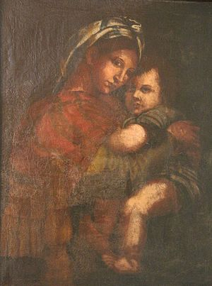 Madonna and Child - Vasilis Michaelides.jpg