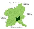 Maebashi in Gunma Prefecture.png