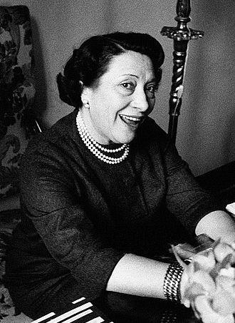 Mafalda Favero - Mafalda Favero in 1953