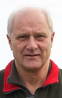 Magnus Langseth Norwegian scientist