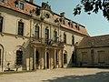 Magyarország, Iszkaszentgyörgy, Amadé-Bajzáth-Pappenheim-kastélyegyüttes és parkja 05.JPG