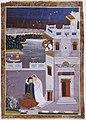 Maharaja Ajit Singh (reigned 1676-1725) and Dancer LACMA AC1994.59.4.jpg