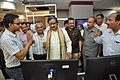 Mahesh Sharma Checks Mind Game - NDL - NCSM - Kolkata 2017-07-11 3516.JPG