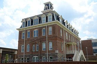 Arkansas Baptist College - Main Building, Arkansas Baptist College