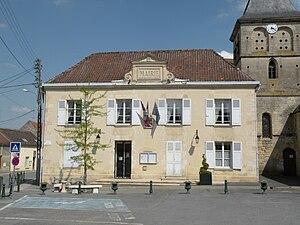 Balagny-sur-Thérain - Town hall