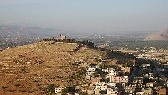 Beqaa Valley - Majdal Anjar