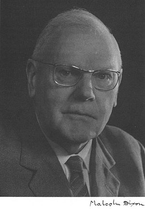 Malcolm Dixon - Malcolm Dixon (1899 - 1985)