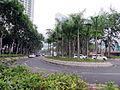 Man Tung Road roundabout (Hong Kong).jpg