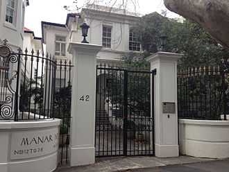 Potts Point, New South Wales - Manar, Macleay Street