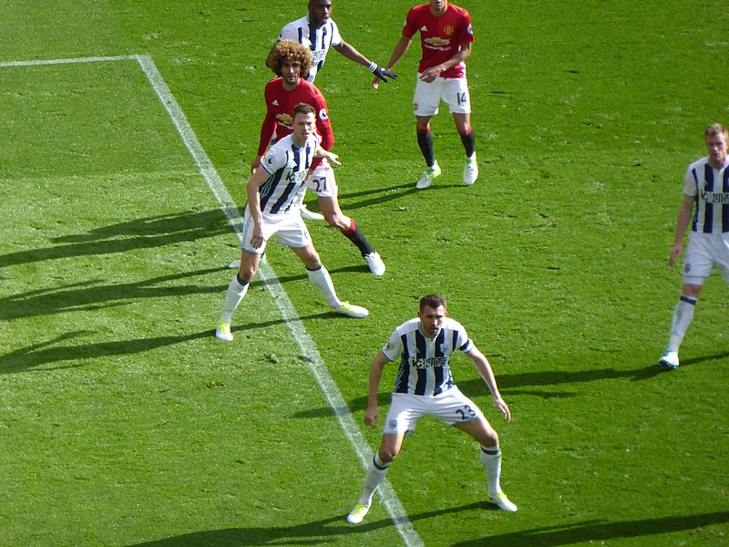 Man u vs West Brom