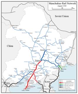 Manchukuo National Railway