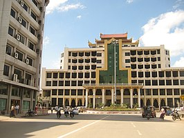 Mandalay Central Railway Station