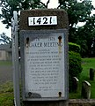 Manhasset Quaker Meeting plaque jeh.jpg